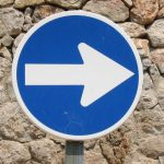 One-way-sign-FREE IMAGES
